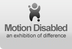 motion disabled logo